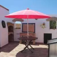 Hotel Casa Las Torres en valverde-de-burguillos