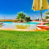 Hotel Precioso Chalet Campo Villacandela en valverde-de-leganes