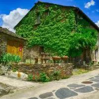 Hotel Casa rural El Abejaruco en valverde-de-los-arroyos