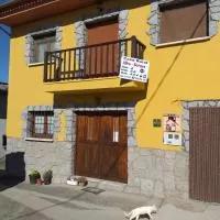 Hotel Alojamientos AlbaSoraya en valverde-de-valdelacasa