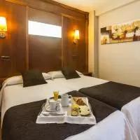 Hotel Hotel Mozárbez Salamanca en vecinos