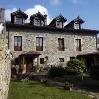 Hotel Posada Montero de la Concha en vega-de-pas