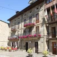 Hotel Posada Casa de don Guzman en vega-de-pas