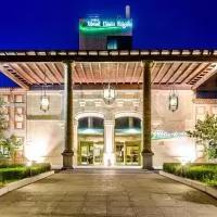 Hotel Hotel Doña Brígida – Salamanca Forum en vega-de-tirados