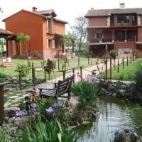 Hotel Complejo de turismo Rural A Toca en veganzones
