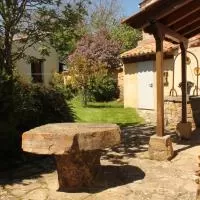 Hotel Casa Rural El Alfar en velamazan