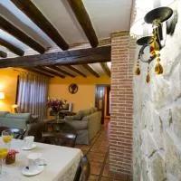Hotel Casa El Altero en velilla-de-ebro