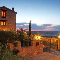 Hotel Casa Rural Las Tainas de Carabias en viana-de-jadraque
