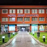 Hotel Zenit Logroño en viana
