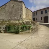 Hotel Casa Rural Lajafriz en videmala