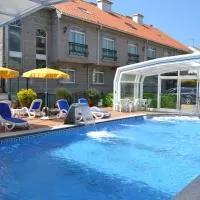 Hotel Hotel Playa Compostela en vilagarcia-de-arousa