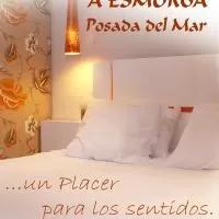 Hotel A Esmorga-Posada del Mar en vilagarcia-de-arousa