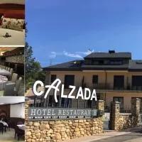 Hotel Hotel Calzada en vilamartin-de-valdeorras