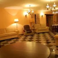 Hotel Pacio do Sil en vilamartin-de-valdeorras