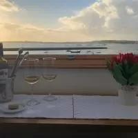 Hotel Exclusivo ático boutique con vistas al mar en vilanova-de-arousa