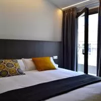 Hotel Hotel Alda Estación Ourense en vilardevos