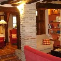 Hotel Casa Rural El Encuentro en villabaruz-de-campos