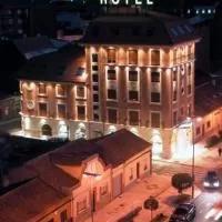 Hotel Hotel Santiago en villabrazaro