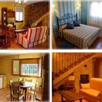 Hotel Casilla del Pinar en villadoz