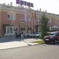 Hotel Hotel Ruta del Duero en villafranca-de-duero
