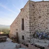 Hotel LAS PIÑONERAS en villafranca-de-la-sierra