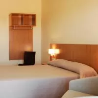 Hotel AS Monreal del Campo en villafranca-del-campo