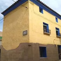 Hotel Casa Fuentes Claras en villafranca-del-campo