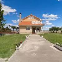 Hotel Finca Alonso en villalazan