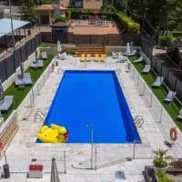 Hotel Hotel Marivella en villalba-de-perejil