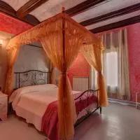 Hotel Casa Rural Las Hadas en villalba-de-perejil