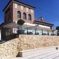 Hotel Jardin de la Abadia en villanubla