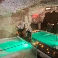 Hotel La Cueva del Agua Spa en villanueva-de-argecilla
