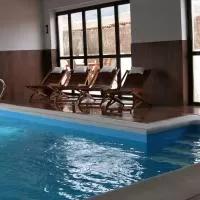 Hotel casa las serijuelas en villanueva-de-avila