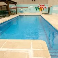 Hotel La Tahona Vieja en villanueva-de-avila