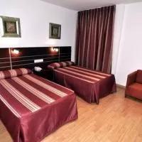 Hotel Norte Hotel en villanueva-de-gallego