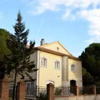 Hotel El Capricho de Navares en villanueva-de-gomez