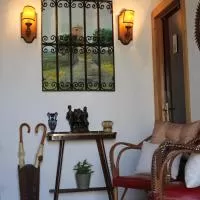 Hotel Casa Rural Abuela Simona en villanueva-de-gomez