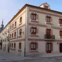 Hotel Hospederia el Fielato en villanueva-de-gormaz