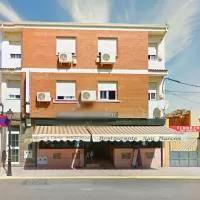 Hotel Pension San Marcos en villanueva-de-la-torre