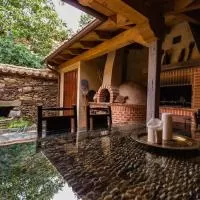 Hotel Casa Rural La Villa de Tábara en villanueva-de-las-peras