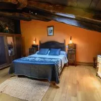 Hotel Apartamentos Rurales Casa Riveras en villanueva-de-oscos