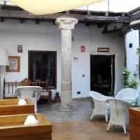 Hotel La Casa del Abad en villanueva-de-san-mancio