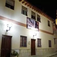 Hotel Hotel Rural Villa y Corte en villanueva-de-san-mancio