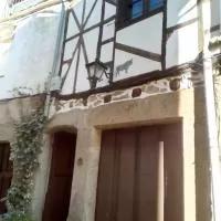 Hotel Casa del Toro en villanueva-del-conde