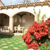Hotel La Casa del Azafrán en villanueva-del-rebollar-de-la-sierra