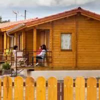 Hotel Cabañas de la Romedina en villar-de-ciervo