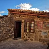 Hotel La Fragua en villar-de-corneja