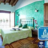 Hotel Casa Rural Antonio en villar-de-peralonso