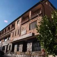 Hotel Hotel Rural El Rocal en villar-de-peralonso