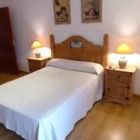 Hotel Casa La Tortola en villar-de-peralonso